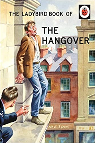 The Ladybird Book of the Hangover (Ladybirds for Grown-Ups) Funny Gift.