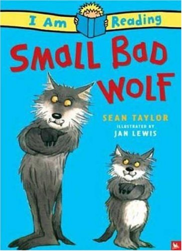 Download I am Reading Small Bad Wolf pdf