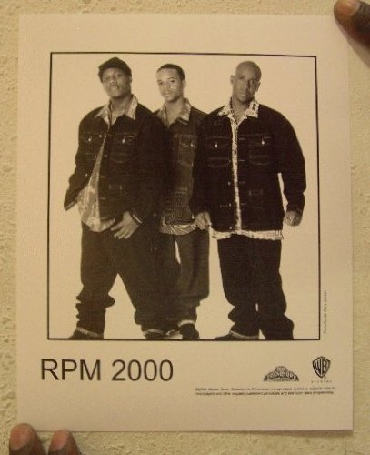 RPM 2000 Press Kit Photo