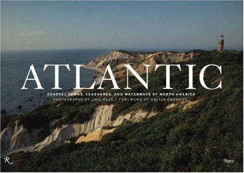 Atlantic  Coastal Towns  Seashores  And Waterways Of North America
