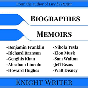 Biography: 10 Biographies and Memoirs Audiobook