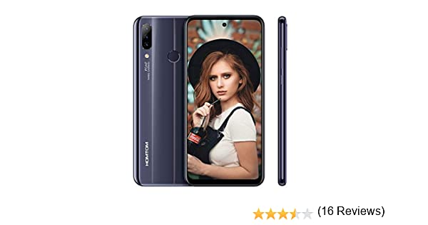 HOMTOM P30 Pro 6.41 Pulgadas Android 9.0 Teléfono móvil MT6763 ...