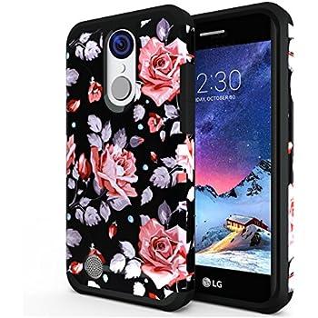 Amazon com: LG Aristo 2 Plus Case, LG Rebel 3 Phone Case, LG