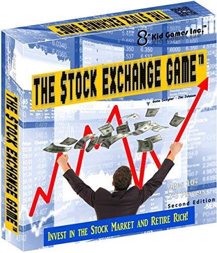 Stock Exchange Game - NEW 2nd Edition is Here (Best Stock Trading Game)