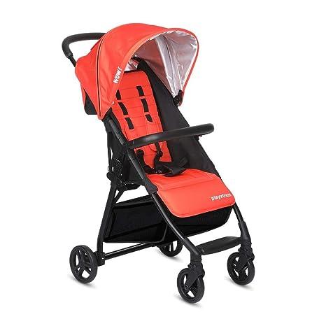 Playxtrem Wow - Silla de paseo, Color Naranja: Amazon.es: Bebé
