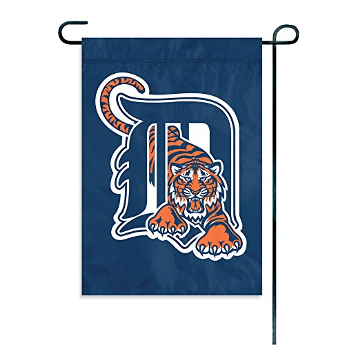 - Party Animal MLB Detroit Tigers Garden Flag