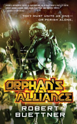 book cover of Orphan\'s Alliance