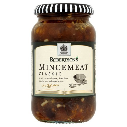 Robertsons Traditional Mincemeat - Pie Christmas Filling