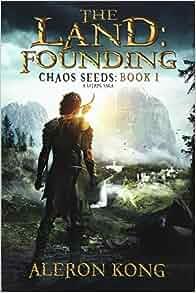 The land aleron kong book 8