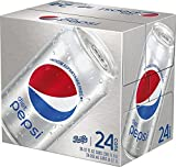 Pepsi Diet Soda, 12 Ounce (24 Cans)