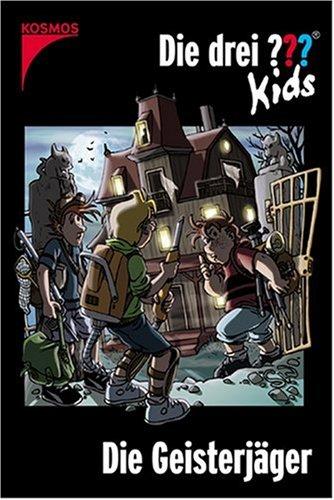 Die drei Fragezeichen-Kids, Bd.21, Die Geisterjäger