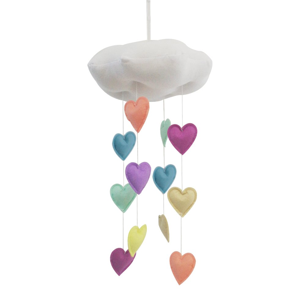 CatcherMy Mobile organic cotton for stroller/cot/nursery Hanging decoration