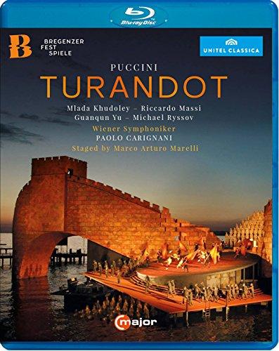 Blu-ray : Turandot (Blu-ray)