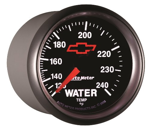 Auto Meter 3632-00406 GM Series Mechanical Water Temperature Gauge by Auto Meter (Image #5)