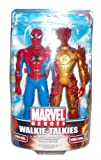 : MGA Marvel Spiderman Walkie-Talkie Human Torch