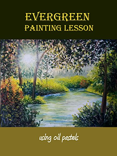 Evergreen Painting Lesson by
