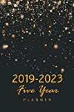 2019-2023 Five Year Planner: 60 Month Calendar with Federal Holidays 5 Year January 2019 to December 2023