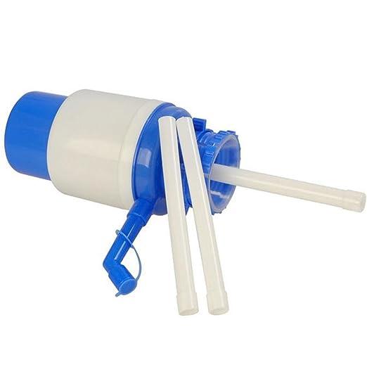 Dispensador de agua Jooks, dispensador de agua potable y embotellada, bomba para el hogar
