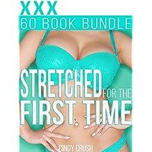 Stretched for the First Time: 60 Short Stories Mega Bundle/Box Set (Medical, Brat, Menage, Sitter, Taboo)