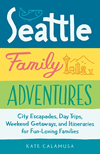 Craft Store Seattle (Seattle Family Adventures: City Escapades, Day Trips, Weekend Getaways, and Itineraries for Fun-Loving)