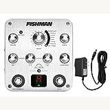Fishman Aura Spectrum DI Preamp and Pig Power 9V DC 1000ma Power Supply PP9V Bundle