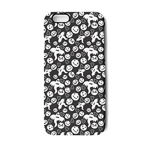 (Halloween Ghost Sull Party i-Phone 6/6s Case Protective Shell Anti-Finger Thinnest for i-Phone)