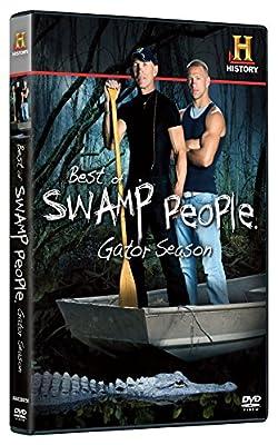 Best Of Swamp People: Gator Season [DVD]