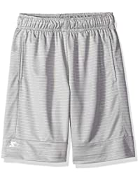 "Starter Boys' 8"" Dazzle Basketball Short with Pockets, Amazon Exclusive"