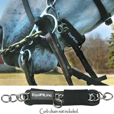 Curb Chain Cover (Equifit Curb Chain Cover)