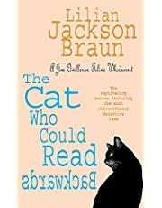The Cat Who Could Read Backwards (The Cat Who... Mysteries, Book 1): A cosy whodunit for cat lovers everywhere