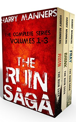 Ruin Saga Boxset: The Complete Series: Volumes 1-3