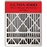 20x25x6 Aprilaire (19.75x24.15x6) ULTRA 1080 MERV 11 Replacement Air Filter (2-Pack)