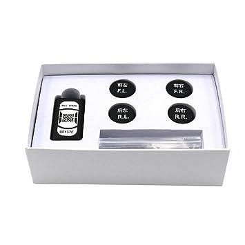 Automotive - Detector de presión de neumáticos con Bluetooth externo inalámbrico: Amazon.es: Coche y moto