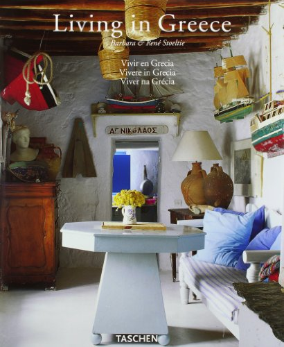 Descargar Libro Living In Greece. Ediz. Italiana, Spagnola E Portoghese Barbara Stoeltie