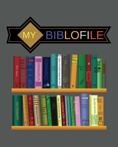 Download My Bibliofile: Gift For Book Lovers, Guided Reading Record Organizer Planner, 100 book Challenge, 100 Review Pages, Book Recommendations, Reading ... Softback Paperback (Book Reading) (Volume 5) pdf epub