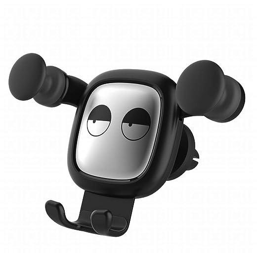 Olprkgdg Cute Cartoon Bear Pattern Car Phone Holder Air Outlet ...