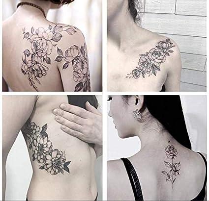ruofengpuzi Etiqueta engomada del tatuaje Corea Suhua Tattoo ...