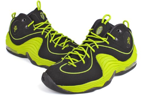 Shoes Penny Le Black Ii Air Basketball Cyber w6qdIWAAR