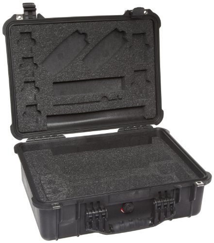 Bw Technologies 2302D0694 Pelican Brand Field Case  For Impact  Enforcer  Cylinder  Safelink Or Tubing And Common Accessory