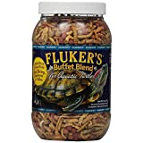 Fluker's Buffet Blend Aquatic Turtle Formula for Pets, 7.5-Ounce [2-Pack]