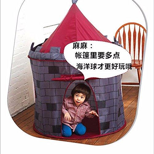 Baby, Baby zhudj Tente pour enfant, jouet, Game House, Retro Château ... 3190a7002d7c