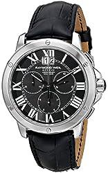 Raymond Weil Men's 4891-STC-00200 Tango Analog Display Swiss Quartz Black Watch