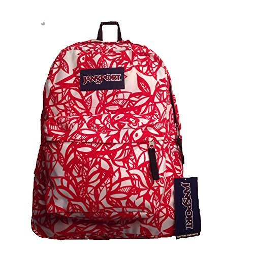 jansport-t501-superbreak-backpack-coral-dusk-jungle-adventure