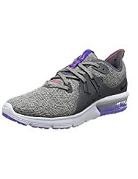 Nike Women's Air Max Sequent 3 Running Shoe