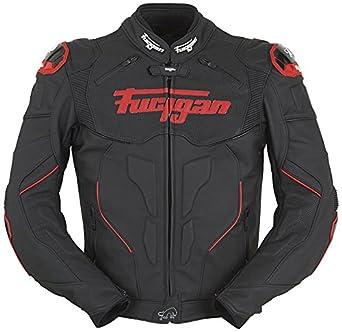 b033413ea5f FURYGAN - Blouson Raptor Noir-Rouge  Amazon.fr  Auto et Moto