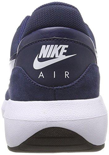 Nike Men's Air Max Nostalgic Gymnastics Shoes Blue (Midnight Navy/White-black 400) EnZ8r