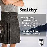 Damn Near Kilt 'Em Men's Smithy Utility Kilt