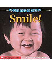 Smile! (Baby Faces Board Book): Smile!