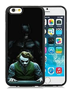 iPhone 6 4.7 Inch TPU Case ,Unique And Fashionable Designed Case With Joker Black For iPhone 6 Cover Phone Case