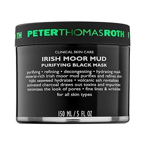 Peter Thomas Roth Irish Moor Mud Purifying Black Mask 150mL/5 fl. oz.